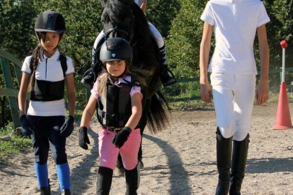L'Equitazione è fra i cinque sport a rischio zero!